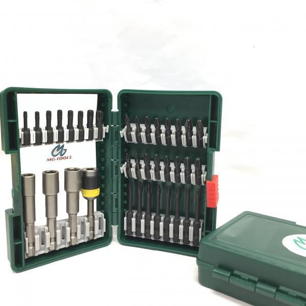 36PCS - Impact Black Phosphate Bit Set